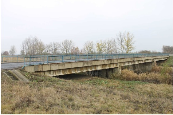 Hídfelújítás - előtte